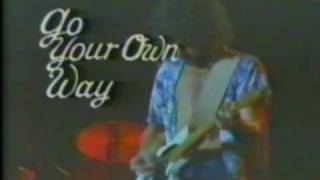 Fleetwood Mac/Lindsey Buckingham ~  Go Your Own Way ~ Japan Live 1977