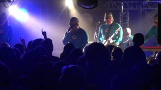 THE AQUABATS  -  Fashion Zombies!  [HD] 26 APRIL 2013
