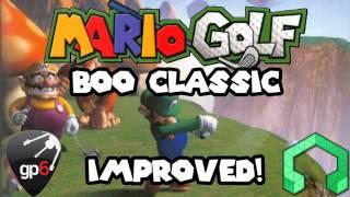Mario Golf Boo Classic Improved GP6 & LMMS Arrangement