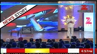 Dr Subhash Chandra show: How to lead a fearless life?