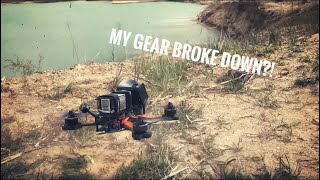 Can I crash your KWAD? Flying VKrapalis Rig - FPV Session 2020