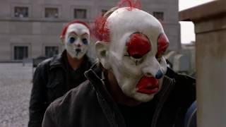 Joker bank robbery IMAX | The Dark Knight