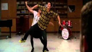 Glee - Sing (Tina & Mike) (FULL SCENE HD)