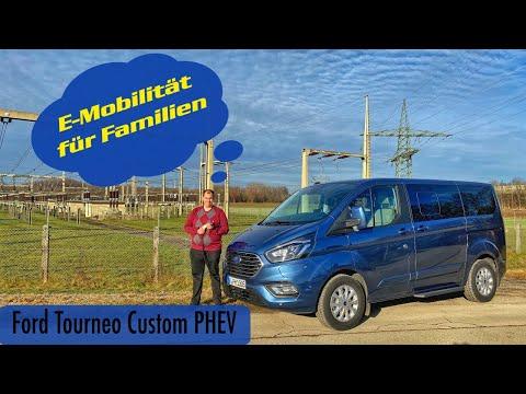 2020 Ford Tourneo Custom PHEV | Elektromobilität für Großfamilien | Test - Review - Fahrbericht