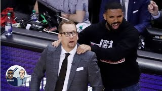 Did Drake Go Too Far With Raptors Coach Nick Nurse?  Jalen & Jacoby