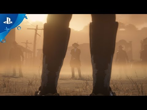 Red Dead Online: New Early Access Content for PS4 Players Out Now