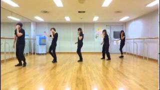 Arashi  Breathless  dance