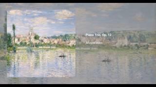 Piano Trio, Op. 12