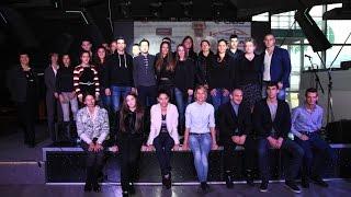 Еврофутбол награди най заслужилите млади спортисти на България Част 1