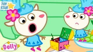 Dolly & Friends Funny Cartoon for kids Full Episodes #155 FULL HD