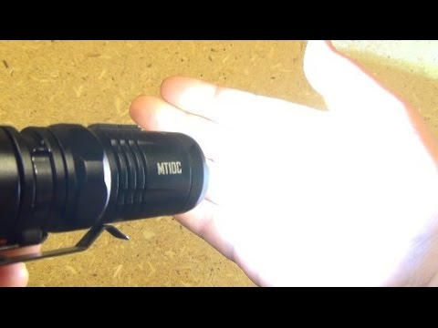 NiteCore MT10C Flashlight Review