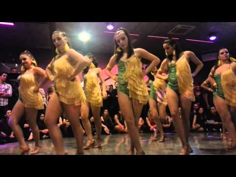 Magic Ladies VALENCIA SALSA CONGRESS 2014