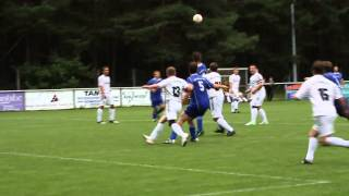 preview picture of video '02.09.2012: SG Großnaundorf II - Lomnitzer SV'