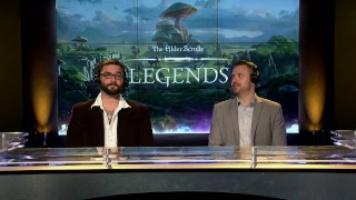 The Elder Scrolls: Legends - Masters Series Qualifier #4 (Full Broadcast)