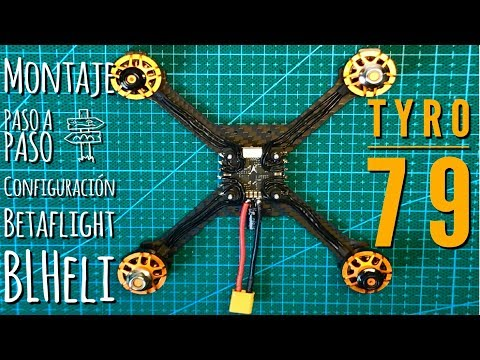 Tyro79: Montaje y configuración