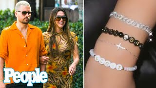Amelia Hamlin Shows Off 'Cutest' Bracelet Featuring Boyfriend Scott Disick's Name | PEOPLE