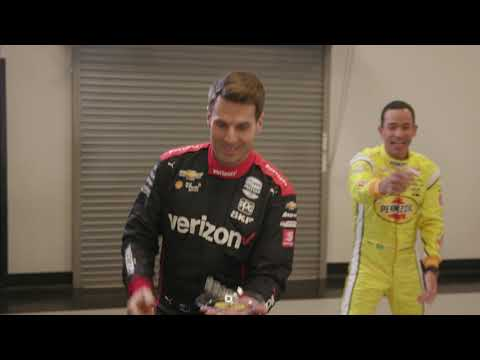 Let the Penske Games begin: One minute to win it