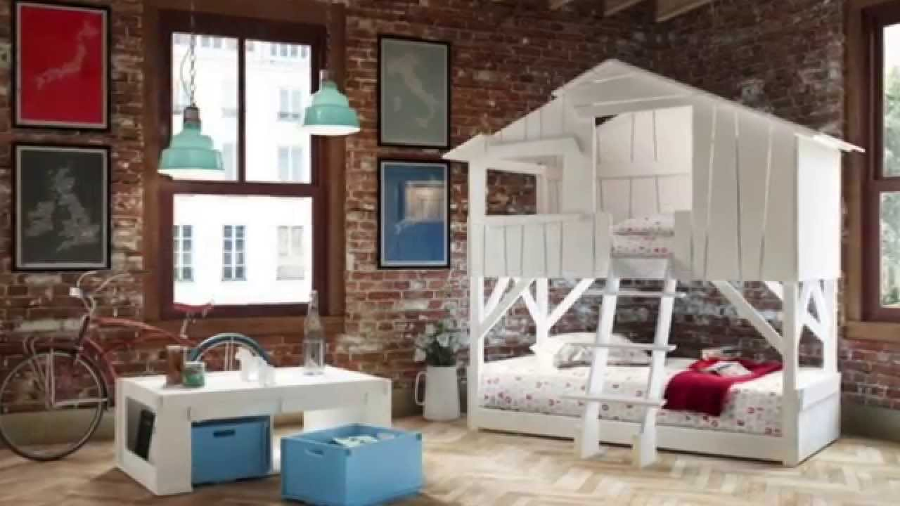 Mathy by Bols Fusion Bunk Bed