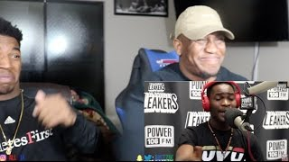 Dave Freestyle With The LA Leakers | #Freestyle007  REACTION