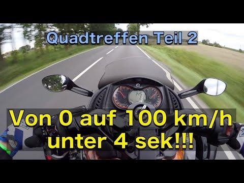 100 km/h unter 4 Sek / Canam Spider / ACCESS AMX / ToxiQtime
