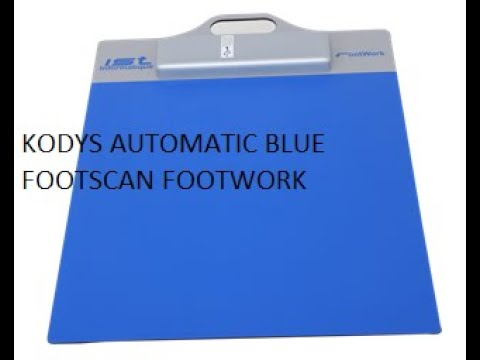 Automatic Blue Foot Scan