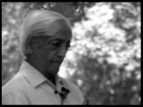 What is death? | J. Krishnamurti