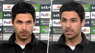 """""""We are devastated and I feel the pressure!"""" Arteta gutted after Arsenal exit Europa League"""