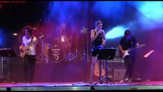 preview picture of video 'Concierto de Tamara en las Fiestas Patronales de Leganés 2013'