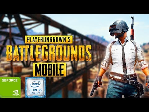 PUBG MOBILE (Tencent Gaming Buddy)| Nvidia MX150 BEST