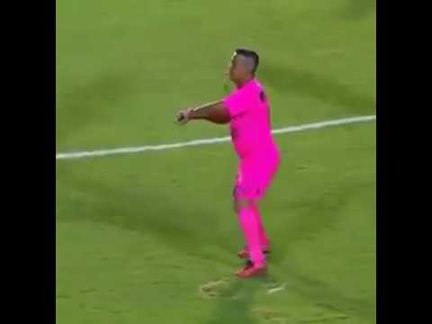 F.C Barcelona Funny Referee 2017