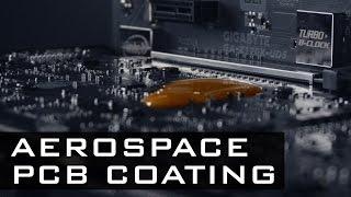 Protective PCB coating