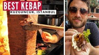 Best Doner Kebab Istanbul   Kuzguncuk Instagram Heaven   Full Time Travel Vlog 16