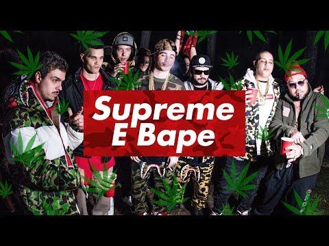 Música Supreme e Bape (Letra)