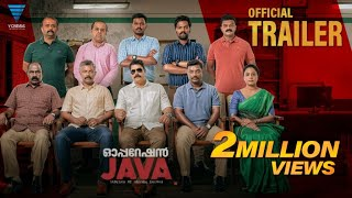 Operation Java Trailer