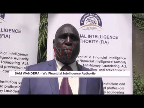 Financial Intelligence Authority erabudde abenyigira mu kukusa ensimbi