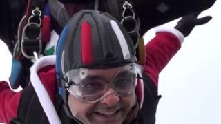 Hrushikesh Shrotriya   Tandem Skydive