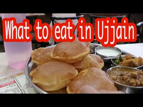 What to eat in Ujjain | Indian Thali | Fast Food |