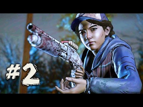 ► Drsňáčka Clem je späť | #2 | The Walking Dead: A New Frontier | 1080p