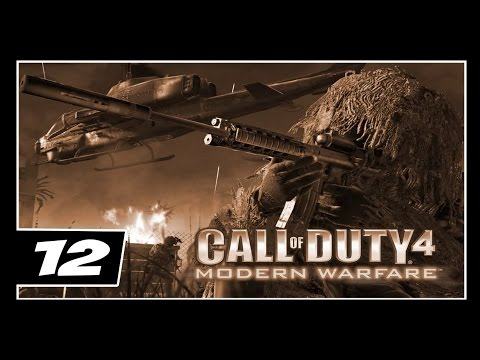 Call of Duty 4: Modern Warfare - Detonado - Parte #12 - Legendado [PT-BR] [1080p 60fps]