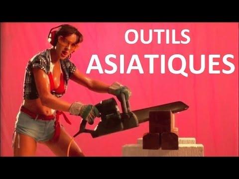 Les Anticipateurs – Outils asiatiques