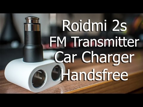 Roidmi 2s Review FM Transmitter   Car Charger