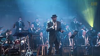 Allan Harris & Latvian Radio Big Band - Cheek to Cheek