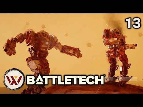 Grave Robbing! s3e14 - LIGHT MECH ONLY Battletech Campaign  S3 Let's