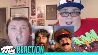 RASPUTIN vs STALIN ERB REACTION!!🔥