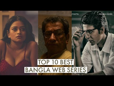 Top 5 Best Bengali Web Series of 2018 | Charitraheen 2