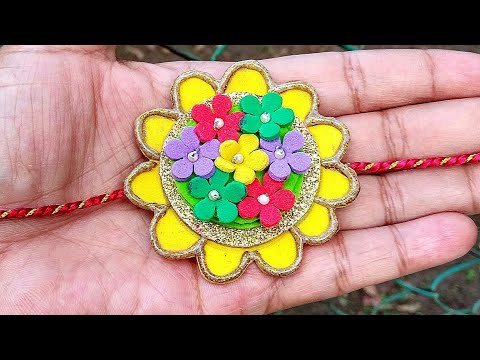 Rakhi with foamsheet