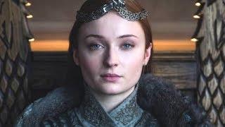The Hidden Meanings Behind Sansa's Final Game Of Thrones Look