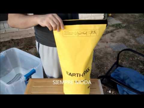 Bolso impermeable / Waterproof bag - Producto Exclusivo Siempre Moda - Importador Directo
