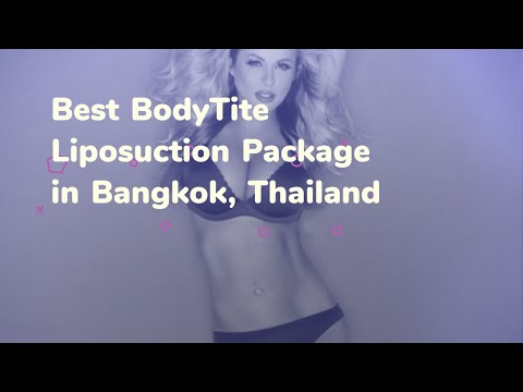 Best-BodyTite-Liposuction-Package-in-Bangkok-Thailand