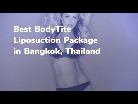 Best BodyTite Liposuction Package in Bangkok, Thailand
